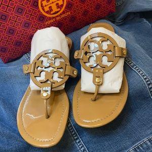 Tori Burch size 9 sandals